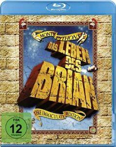 Blu-ray * Monty Python - Das Leben des Brian - Immaculate Edition * NEU OVP