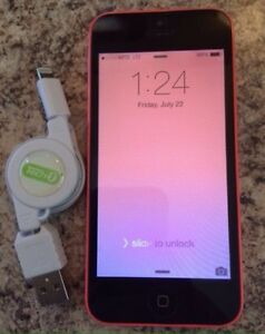iPhone 5c 16gb Unlocked for all providers