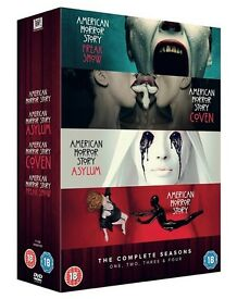 American Horror Story [Complete Series 1-4]