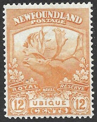 Newfoundland; Scott 123, MH.