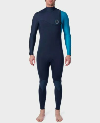 Rip Curl WSM8RE E-Bomb Pro 3/2 Zip-Free Full Wetsuit - Men