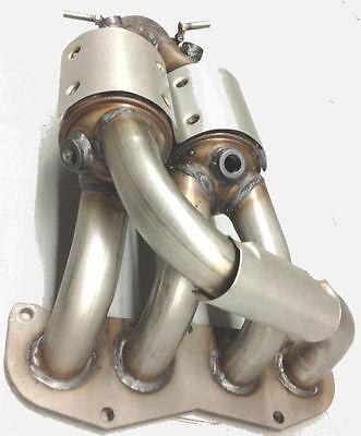 Toyota RAV4 20L Manifold Catalytic Converter 2001 2003 Inc All Gaskets