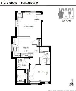 BRAND NEW ONE BEDROOM CONDO - STEPS TO UPTOWN WATERLOO Kitchener / Waterloo Kitchener Area image 2