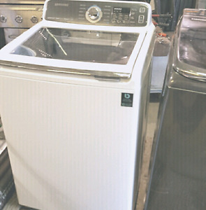 NEW and UNUSED. Fully loaded SAMSUNG  5.5 cu.ft. Top Load Washer