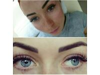 £40 Russian Volume 2D to 5D Eye Lash Extensions