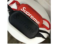 Louis Vuitton x supreme fanny pack/size bag/bun bag