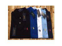RL polo, Hugoboss T.shirt , Armani T.shirt