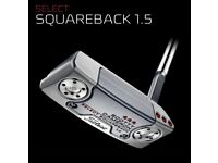 Scotty Cameron Select Squareback 1.5 Putter - Brand New RRP £369