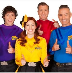 Wiggles Show! Toronto Oct 14th 12:30pm