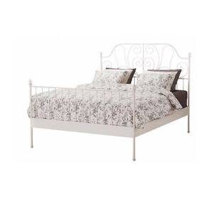 Queen sized bed for sale !