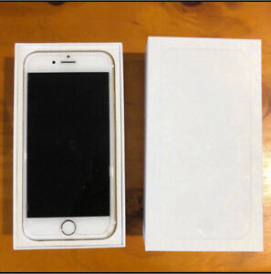 Gold 64 GB IPhone 6