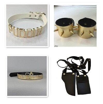 HOT! Batman DC Comic Suicide Squad Harley Quinn Costume Cosplay Accessories Belt