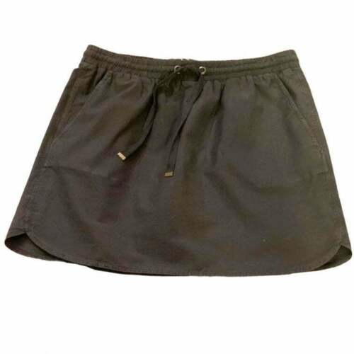 Lilla P Skirt Pull on Drawstring Cotton Casual Athleisure, Large. $140 NWT