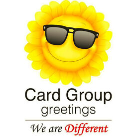Greetings cards and gifts franchise opportunity, full or part time. We want you!