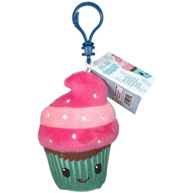 Scentco Oh So Yummy Backpack Buddy Buddies - Cupcake Scented Plush Clip Locker