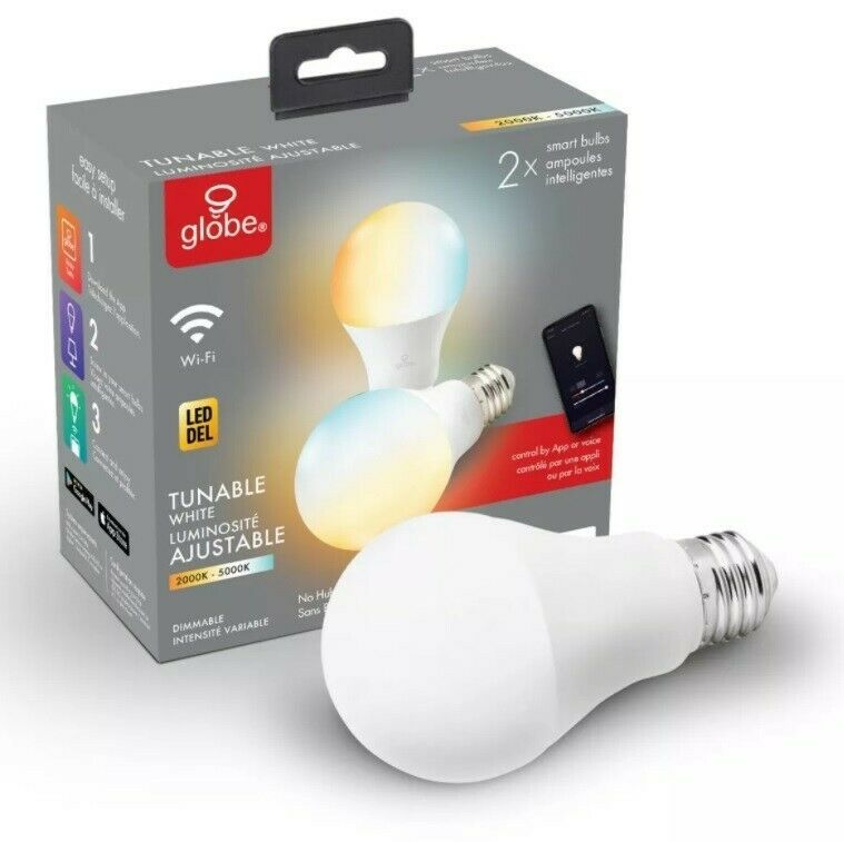 led smart bulb 2000k 5000k free shipping