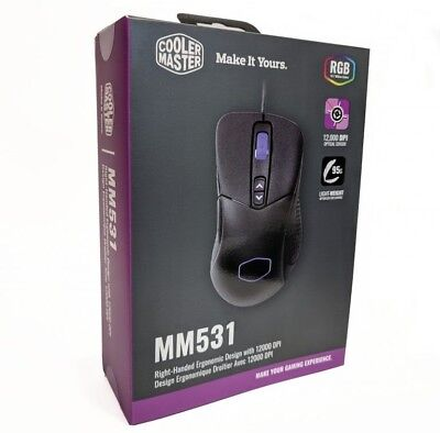 Cooler Master PC MasterMouse MM531 Gaming Mouse