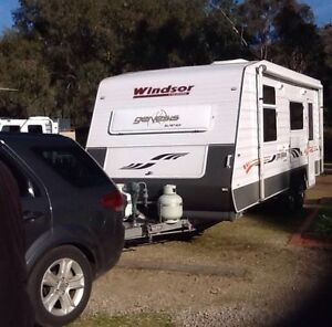 Windsor Genesis GC638S Caravan LTD Langwarrin Frankston Area Preview