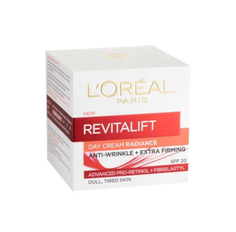 L'Oreal Revitalift Day Cream Anti-Wrinkle 50ml