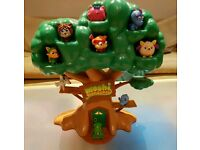 Moshi monsters tree house playset