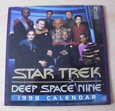 Star Trek: Deep Space Nine  Kalender von 1998 für Sammler – Poster