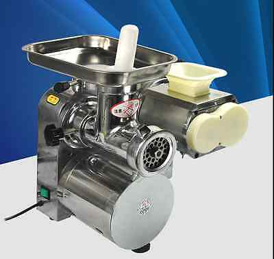 Commercial Stainless Steel Meat Slicer Mincer Grinder Meat Cutting Machine A