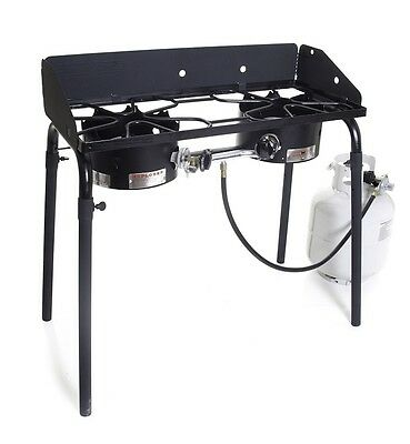 Camping Chef Stove - Camp Chef Explorer Double Burner Stove