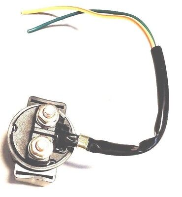 UNIVERSAL AFTERMARKET 12 VOLT STARTER SOLENOID RELAY FOR CAN-AM MOTORCYCLES ()