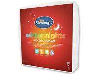 Silentnight Winter Nights Electric Blanket - Double
