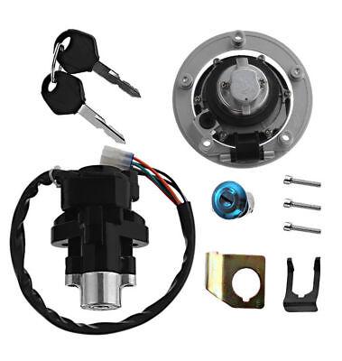 Ignition Switch fuel tank cap lock key set For Suzuki GSXR600 750 SV650 GSX-R750