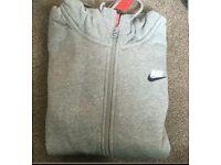 Nike Hoodie Grey Brand New with tags Large Genuine