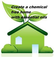 Create a chemical-free home with essential oils