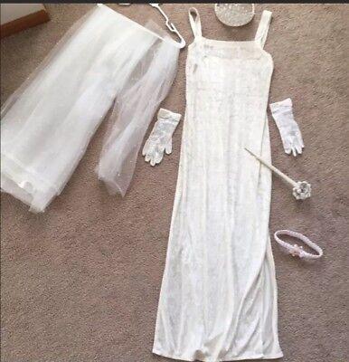 HALLOWEEN COSTUME- Princess / Bride Costume ()