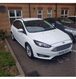 Ford Focus new shape 2017 cheap