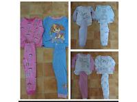 Pyjamas. Size 2-3 years