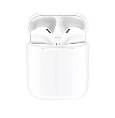 AirBuds Wireless Ear Pods New Generation 5.0 With Charging Case