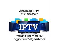 IPTV- all your favourite channels