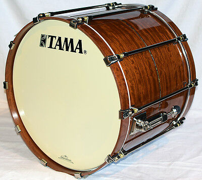 """Tama SC Bubinga Bassdrum SOB2418-NBG Omni-Tune 24""""x18"""" Natural Bubinga"""
