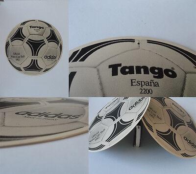 VINTAGE ADIDAS TANGO Advertising cardboard ESPANA - Cardboard Soccer Ball