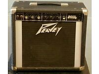 Peavey Back Stage guitar combo.