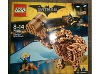 Lego batman movie 70904