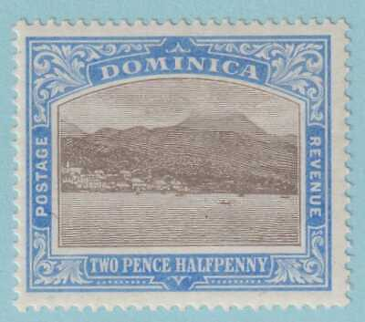 DOMINICA 28 MINT HINGED OG*  NO FAULTS EXTRA FINE