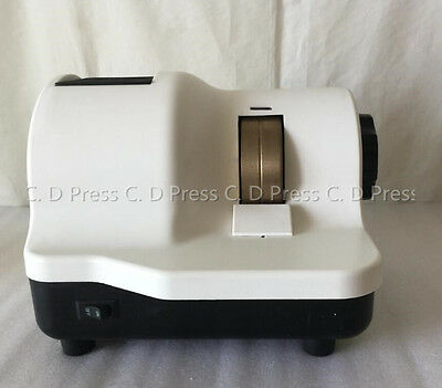 New Double Wheels Optical Lens Hand Edger Manual Lens Grinder Ly-600