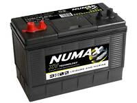 Caravan 110Ah leisure battery