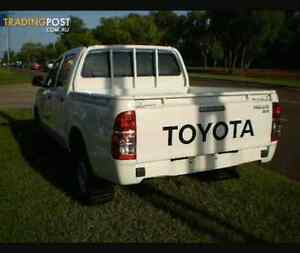 wanted toyota hilux ute tub Tamborine Mountain Ipswich South Preview