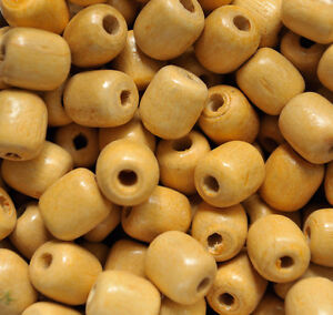 959 Wood Beads w/2 FREE bags of Cola Gummy Candy
