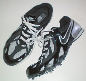 Nike Track and Field Spikes Bowerman Series Size 11 Mens