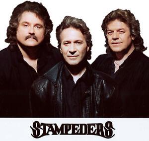 The Stampeders | Camrose | Jeanne & Peter Lougheed PAC - June 5