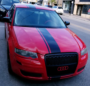 06 AUDI A3 2.0 TURBO FOR SALE