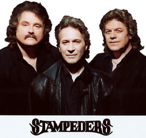 The Stampeders | Glesby Centre | May 31st